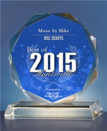 Music by Mike, Best in Business Award, Huntsville